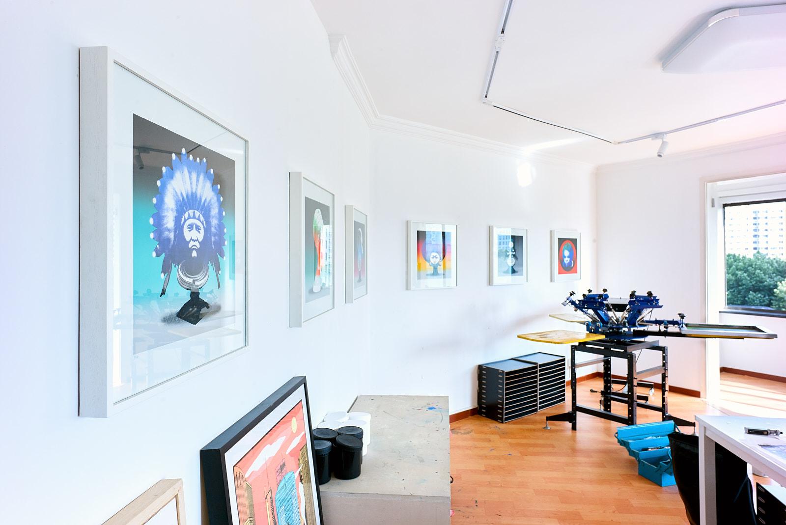 Idle Beats Art Studio Shanghai