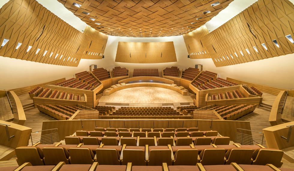 Shanghai Symphony Orchestra Hall Shanghai