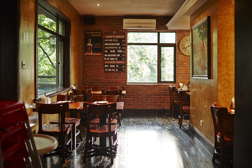 Boxing Cat Brewery (Yongfu Lu) Shanghai