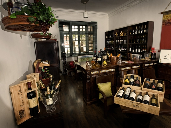 Force 8 Cellars Shanghai