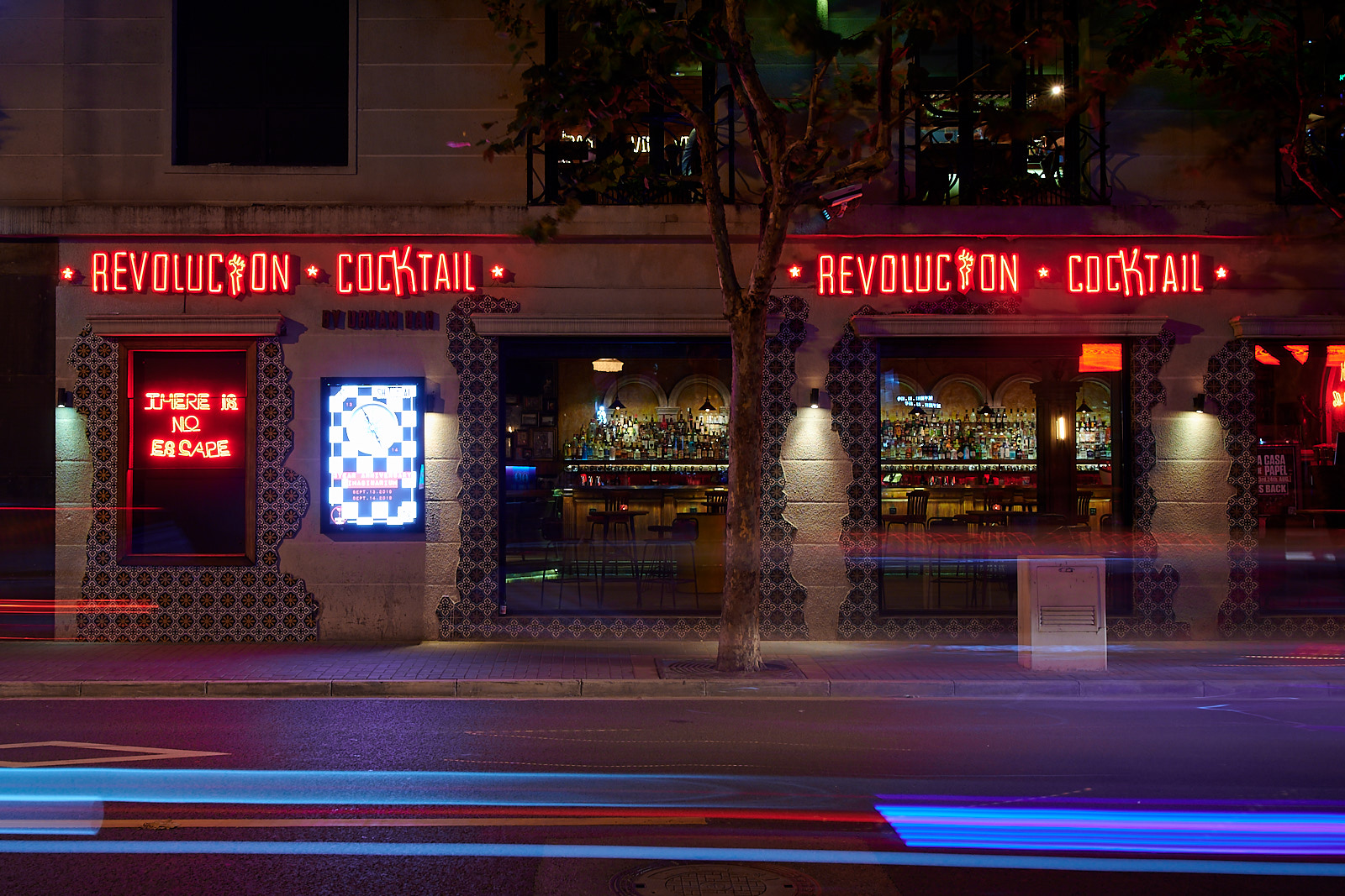 Revolucion Cocktail Shanghai