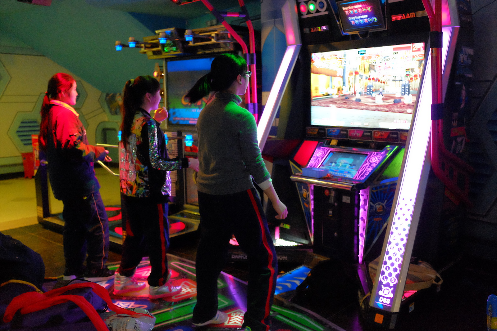 Lie Huo Game Center Shanghai