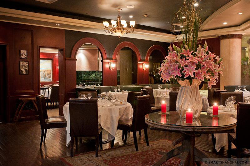 Roosevelt Prime Steakhouse (Taiyuan Lu) Shanghai