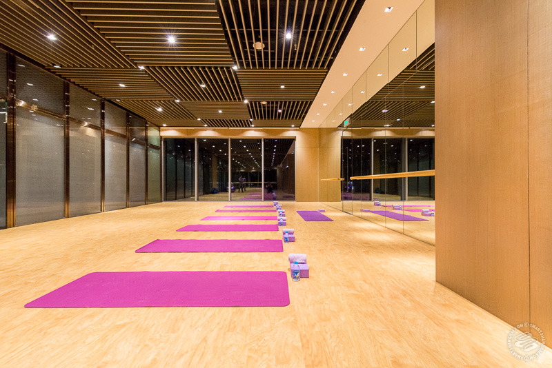 Yoga Room Kerry Center Smartshanghai
