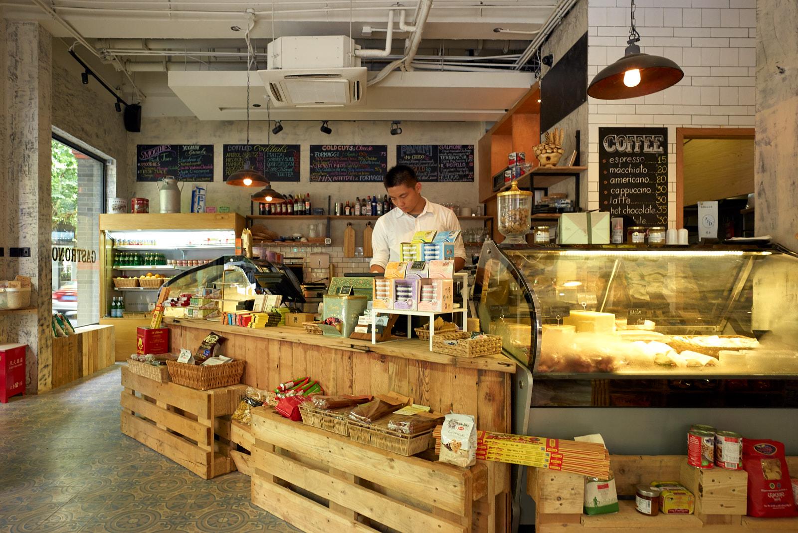 Alimentari & Degusteria Shanghai