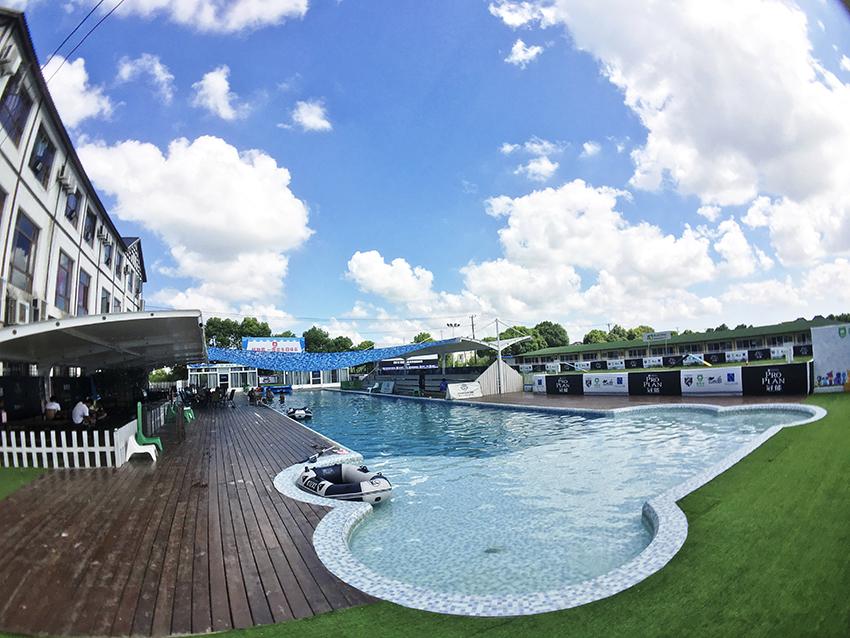 Okayland Dog Swimming Pool   SmartShanghai