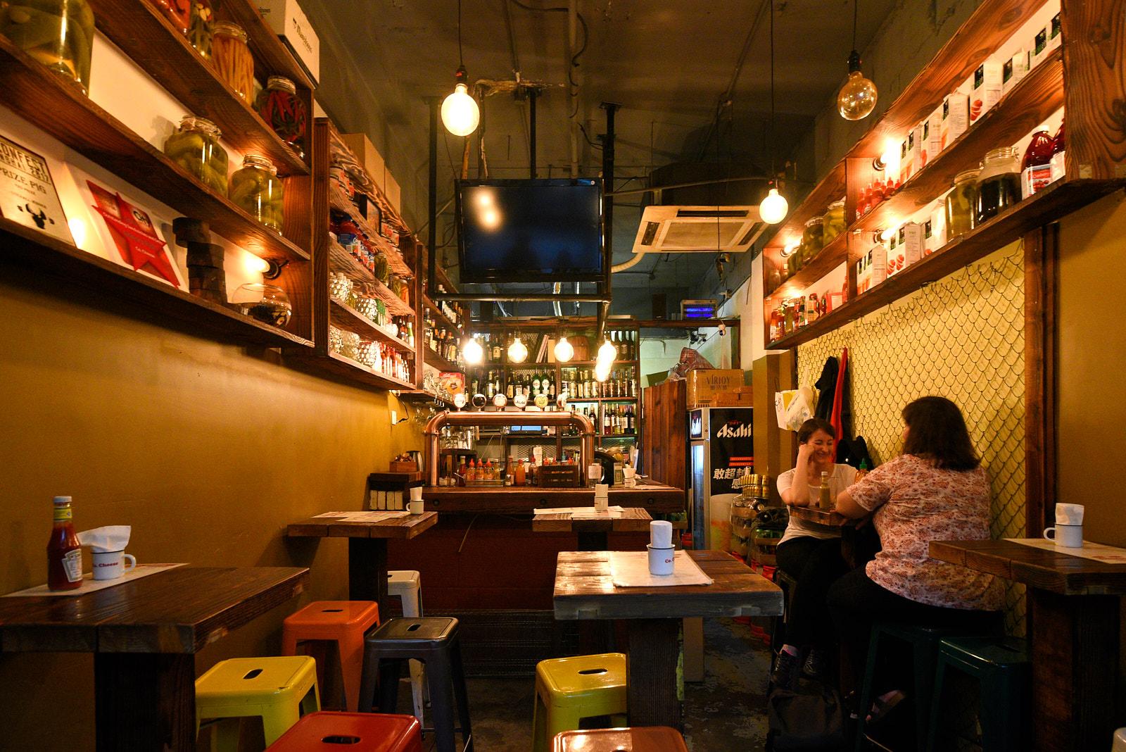 Co. Cheese Melt Bar Shanghai