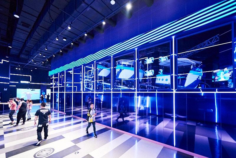 Sega Joypolis Shanghai