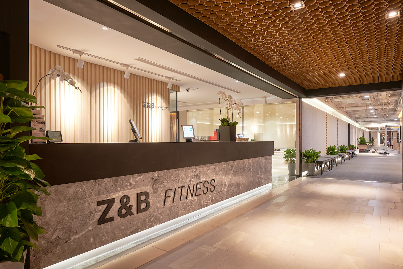Z&B Fitness (Golden Eagle Square) Shanghai