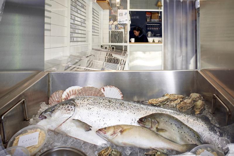 Little Catch (Wulumuqi Zhong Lu) Shanghai