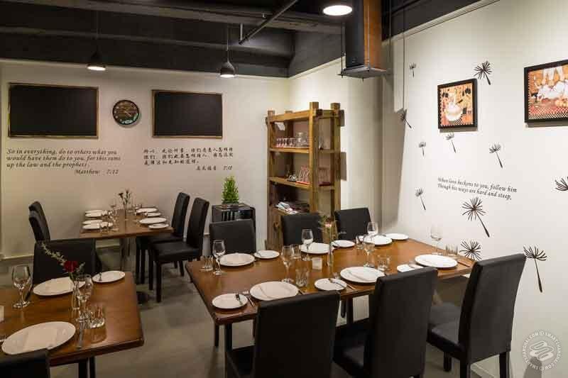 Joanna Sousvide kitchen Shanghai