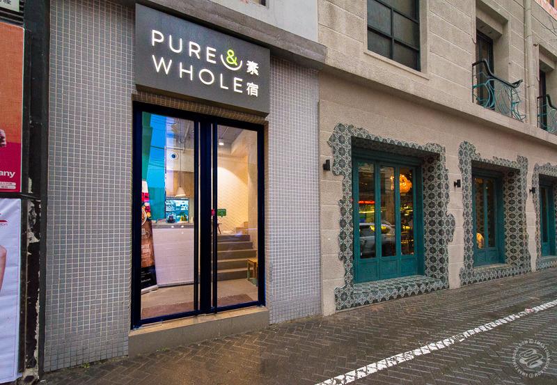 Pure & Whole (Yanping Lu) Shanghai