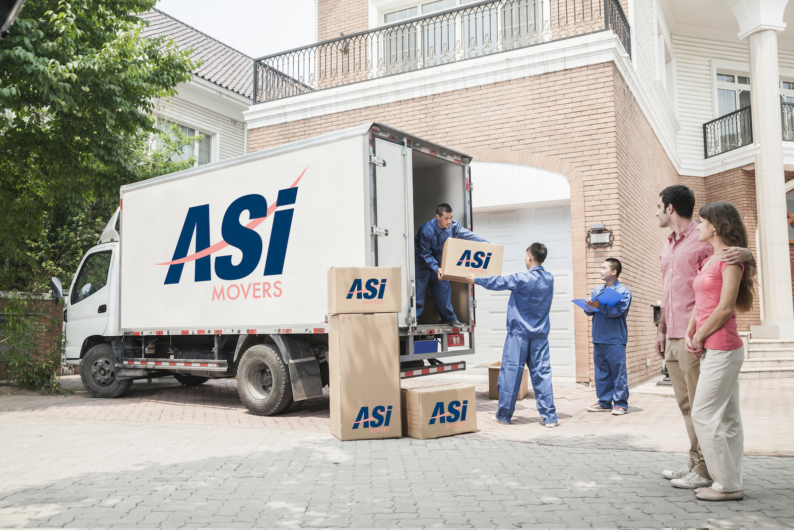ASI Movers Shanghai
