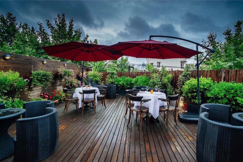 Chez Maurice Bar Shanghai