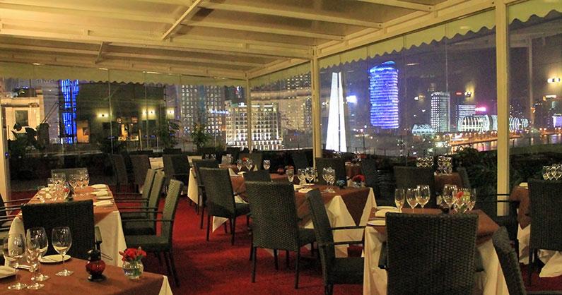 Roosevelt Sky Restaurant Smartshanghai