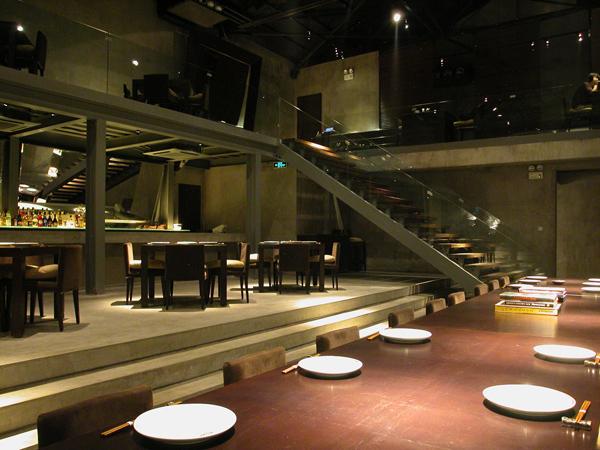 Shintori - Shintori Shanghai, Restaurant by WT7 UK