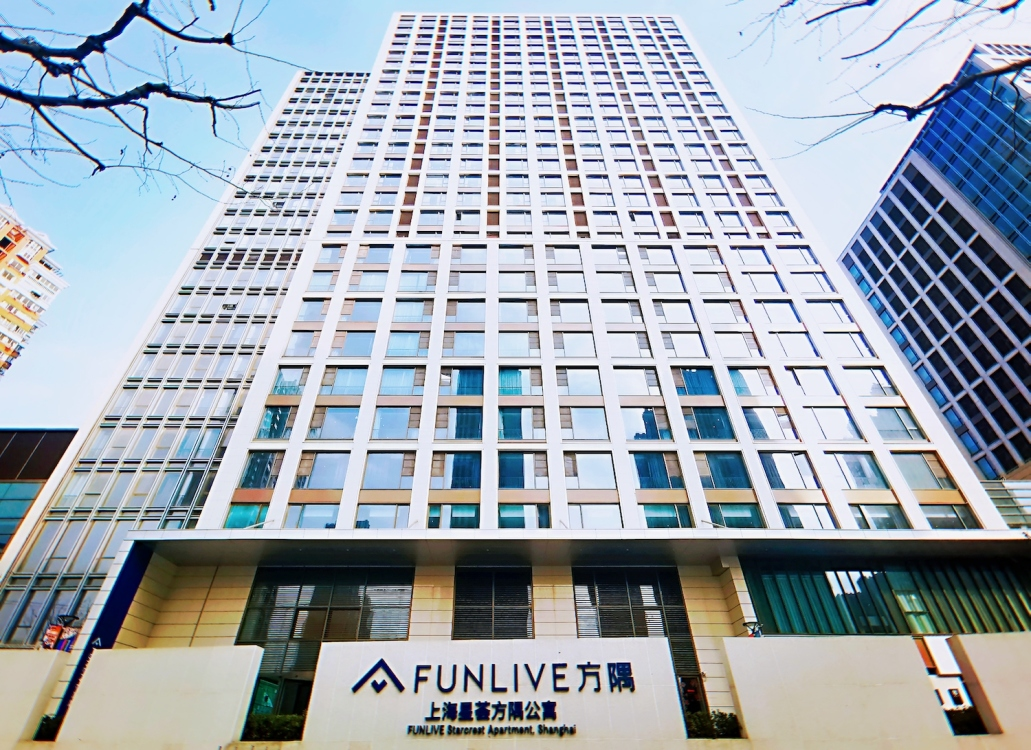 FUNLIVE Starcrest Apartment Shanghai