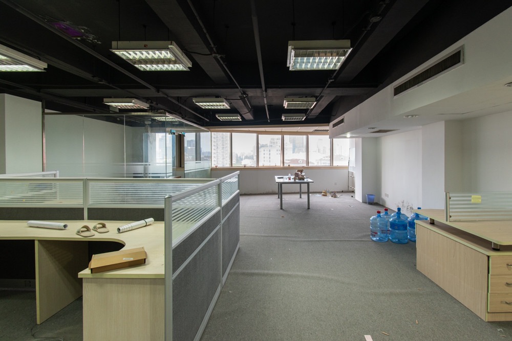 Must-Check Office in Central Xuhui