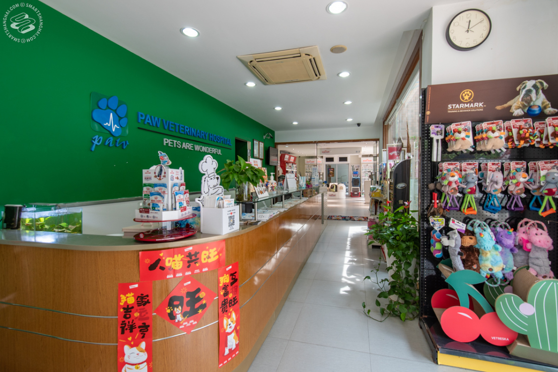 PAW Veterinary Clinic (Pudong) Shanghai