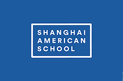 Shanghai American School SAS Logo